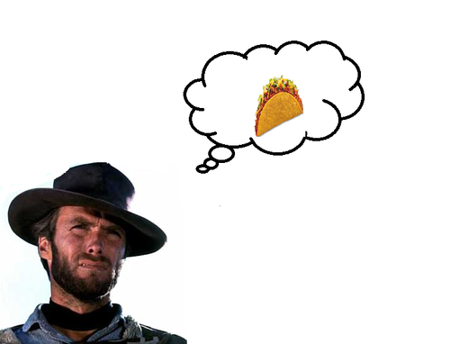 where is my taco?