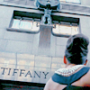 Breakfast At Tiffany's photo probably with a street entitled ♡