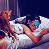Breakfast At Tiffany's photo possibly with a family room, a parlor, and a drawing room titled ♡