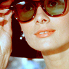 Breakfast At Tiffany's photo containing sunglasses called ♡