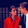 Breakfast At Tiffany's photo possibly containing a well dressed person, a workwear, and a portrait called ♡