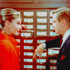 Breakfast At Tiffany's photo possibly containing a telephone booth and a revolving door titled ♡