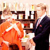 Breakfast At Tiffany's Foto containing a business suit entitled ♡