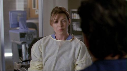 1x03: Winning a Battle, Losing the War - greys-anatomy Screencap