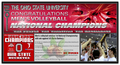 2011 MEN'S ভলিবলখেলা NCAA NATIONAL CHAMPIONS