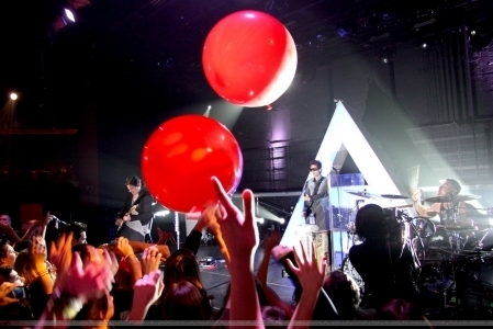 30 Seconds to Mars Private Concert - Montreal (May 4)
