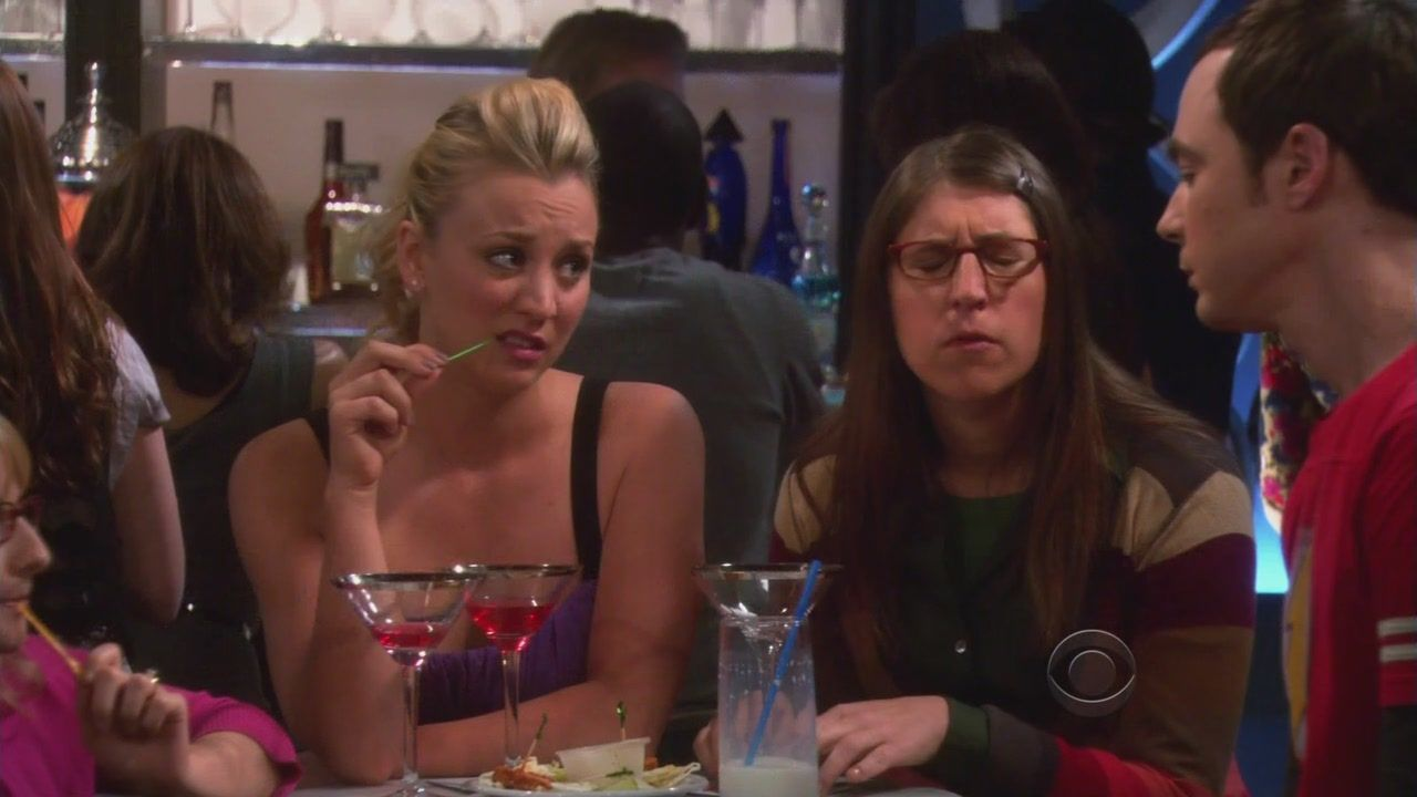 The Big Bang Theory Images 4x21 The Agreement Dissection Hd
