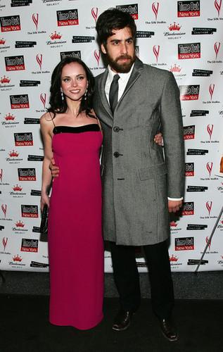 Adam & Christina Ricci @ 'Black Snake Moan' Premiere - 2007