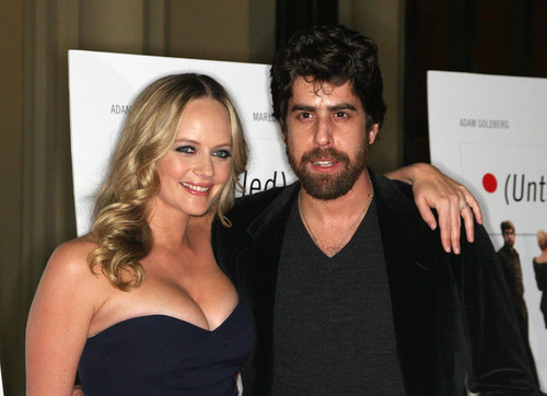 Adam & Marley Shelton @ 'Untitled' Premiere - 2009