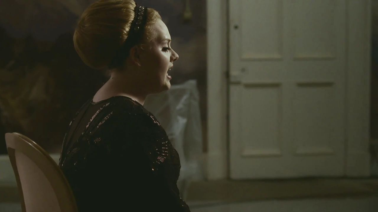 Adele rolling in the deep music video adele image 21847320