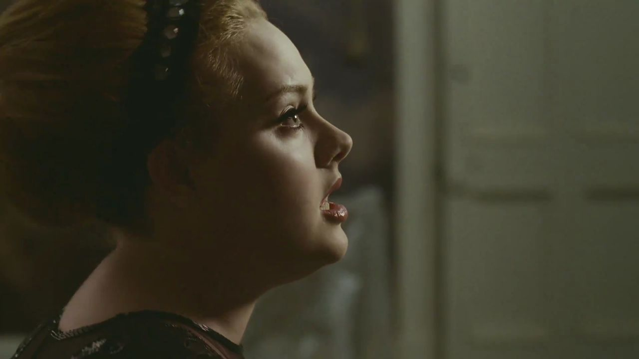 Adele rolling in the deep music video adele image 21847412