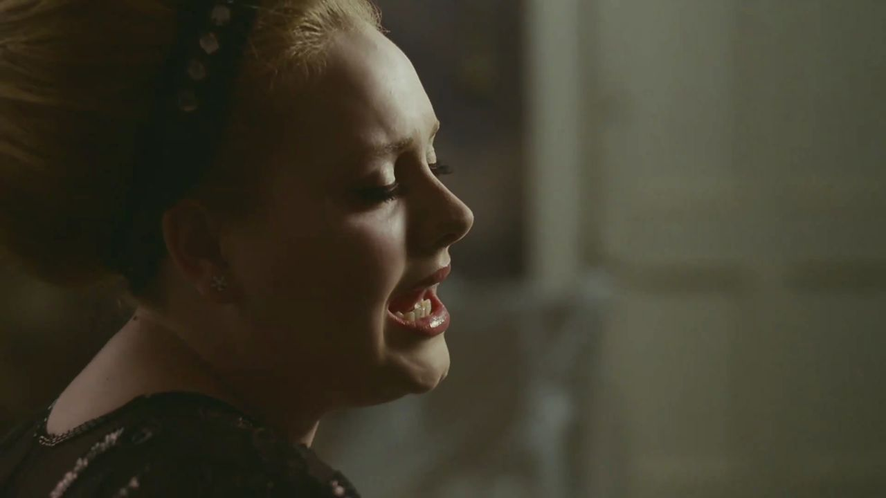 Adele rolling in the deep music video adele image 21847536