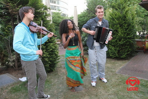 Alex, Stella and Alexei Vorobyov - Haba-Haba :)