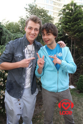 Alex and Alexei Vorobyov :)