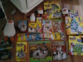 All of my Penguins of Madagascar Stuff