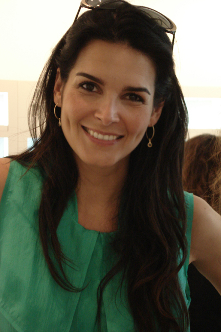 Angie Harmon - Wallpaper Actress