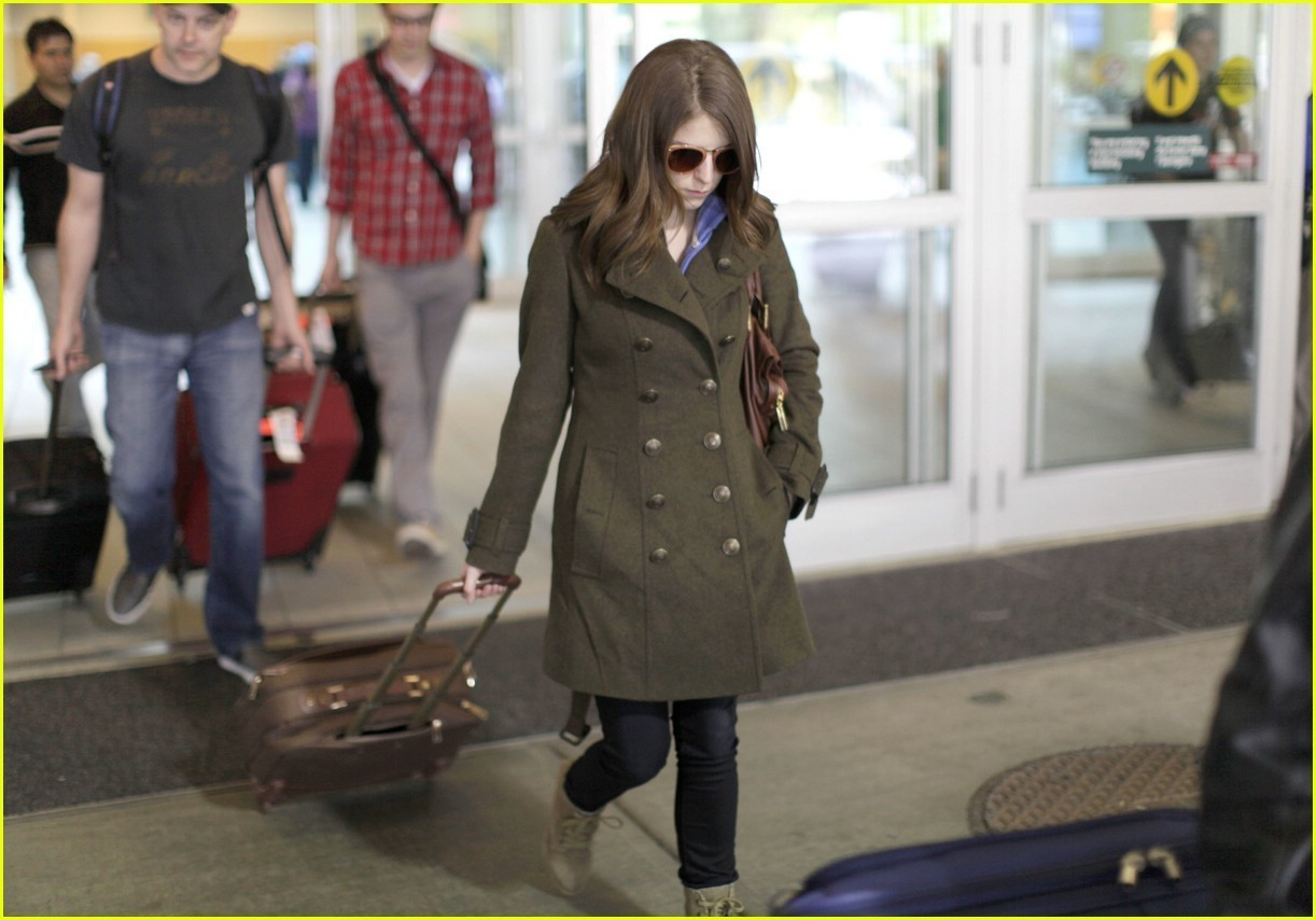 Anna Kendrick: 'Rapture-Palooza' in Vancouver