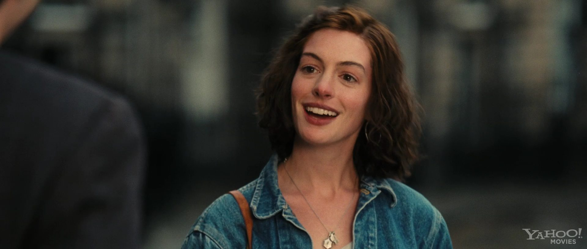 Anne Hathaway as Emma Morley in One Day who bare the love between her and her bestfriend for over 2 decade