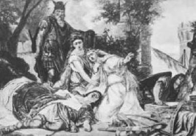 Balder's death