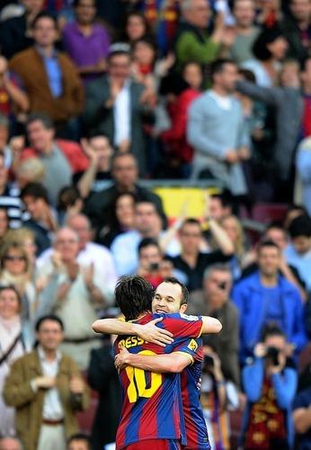 Barcelona vs Espanyol la liga week 35 [2-0]