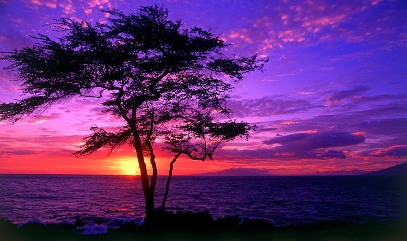 Beautiful Nature Images Sunset Wallpaper And Background Photos