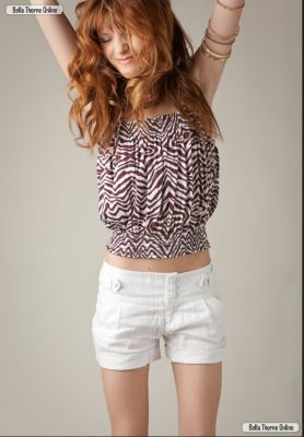 bella thorne wallpaper titled Bella Thorne foto Shoots(2010)
