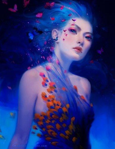 Blue Dust oleh Bao Pham