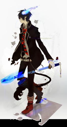 Blue Exorcist [Fan arts]