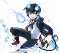 Blue Exorcist [Fan arts] - blue-exorcist fan art