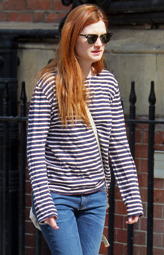 Bonnie in London, 9 May 2011
