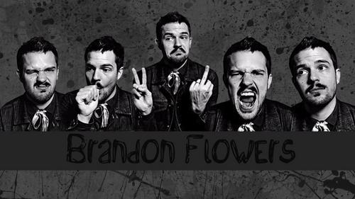 Brandon Flowers پیپر وال