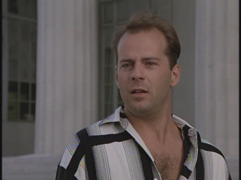 Bruce Willis in Miami Vice No Exit bruce willis