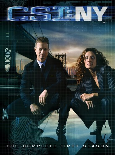 CSI - Nova York poster (Smacked)