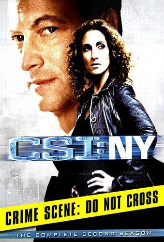CSI:NY poster (Smacked)
