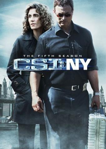 犯罪现场调查:纽约 posters