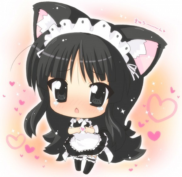 Chibi Mio from K-ON!