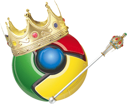 Chrome rules :)
