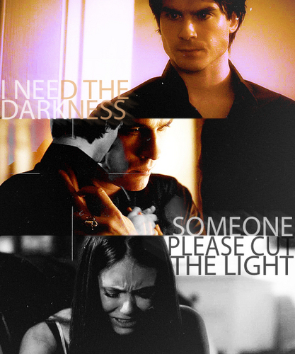 Damon/Elena 2x21ღ