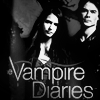Delena & Forwood photo probably containing a portrait and anime called Damon & Elena <3