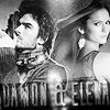 Delena & Forwood photo possibly containing a portrait called Damon & Elena <3