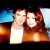Delena & Forwood fotografia titled Damon & Elena <3