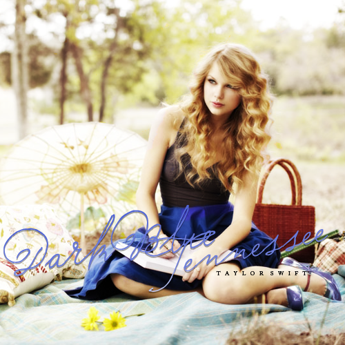 Dark blue tennessee taylor swift downloadable songs