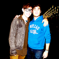 Darren & Kevin - glee photo