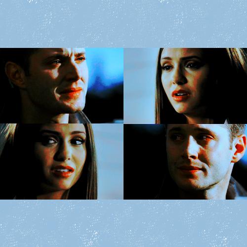 Supernatural Images Dean Winchester X Elena Gilbert
