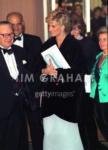 Diana And Mohammed Al Fayed