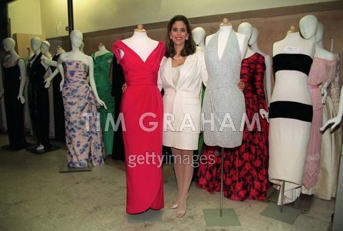 Diana Dresses Sold At Auction