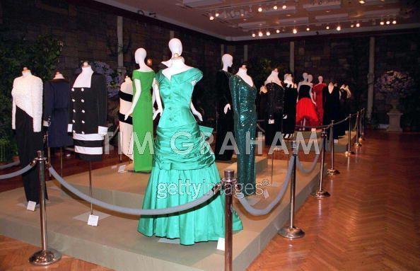 Dresses Christie's New York