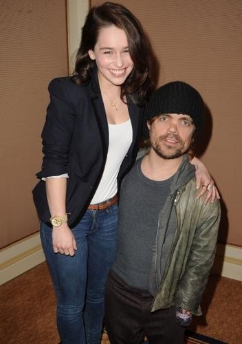 Emilia & Peter
