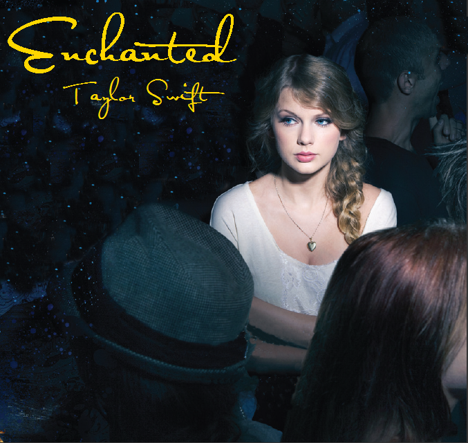 Taylor Swift images Enchanted [Fan made cover] wallpaper ...