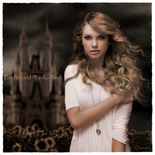 Enchanted [FanMade Single Cover]